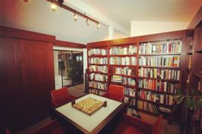 家居风水中的书房最忌大而空旷