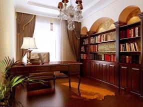 家居风水中的书柜一定要摆放在凶方